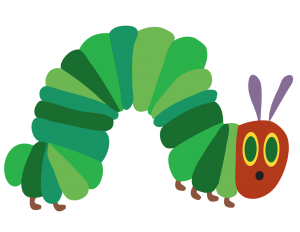 Coloredcaterpillar