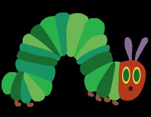 Coloredcaterpillar